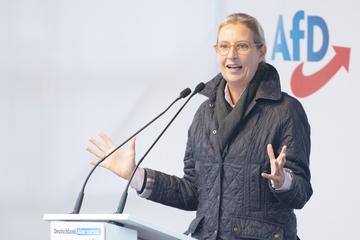 Keine 10 Prozent! Nur einstelliges Wahlergebnis für AfD-Spitzenkandidatin Alice Weidel