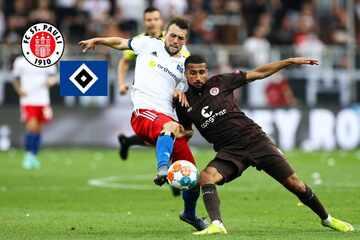 DFB-Pokal-Auslosung: St. Pauli und HSV treffen auf Liga-Konkurrenten