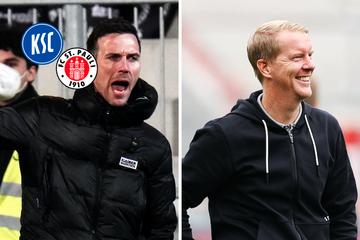 FC St. Pauli zu Gast beim KSC: Alle wichtigen Infos zum Duell der Jahresbesten