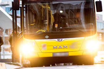 Streik wegen Tarif-Zoff: Busfahrer protestieren in Stuttgart