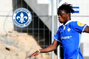 SV Darmstadt: 18-jähriger Offensivspieler bekommt Profi-Vertrag