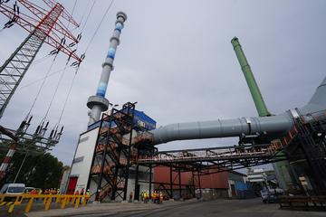 Europas größte Kupferhütte hat 85 Millionen Euro teure Filteranlage in Betrieb genommen