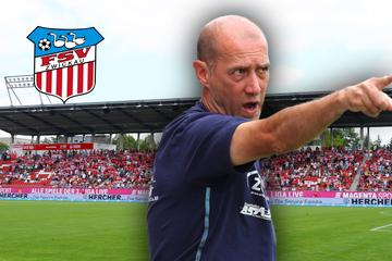FSV-Coach Enochs hofft in Zukunft auf noch mehr Zuschauer