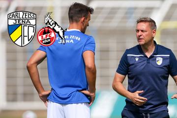 "DFB-Pokal: Carl Zeiss Jena will Köln rausnehmen: ""Haben Plan im Kopf"""