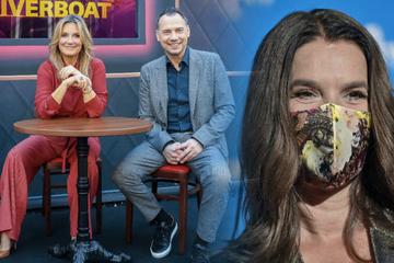 Riverboat: Riverboat: Peinlicher Fehler von Kim Fisher - ausgerechnet bei Katarina Witt!