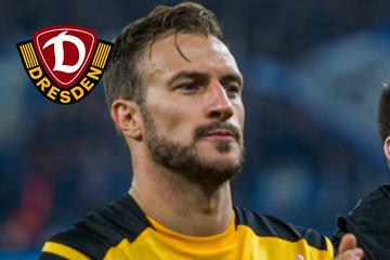"""Dynamo-Angreifer Sohm: """"Habe noch nie so ein lautes Spiel erlebt"""""""