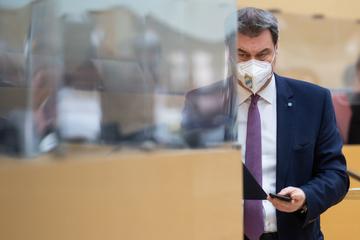 Transparenz und Verbote: Bayerns Politik ringt nach Maskenaffäre um Glaubwürdigkeit