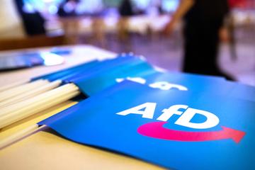 Aufregung am AfD-Infostand: Passant bedroht AfD-Politiker mit dem Tod