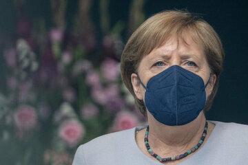 Coronavirus: Merkel vollständig geimpft, aber nicht mit dem Vakzin von AstraZeneca