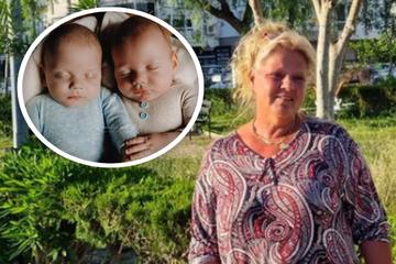 Die Wollnys: Stolze Oma: Silvia Wollny hat für ihre jüngsten Enkel ganz besondere Spitznamen