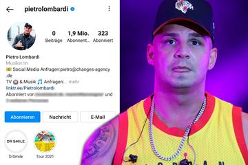 "Sorge um Pietro Lombardi: Instagram-Profil komplett leer, ""hackedicht""-Auftritt im TV?"