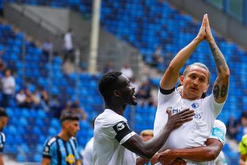 Baris Atik glänzt direkt wieder: Ex-Dynamo mit Tor und Assist für 1. FC Magdeburg