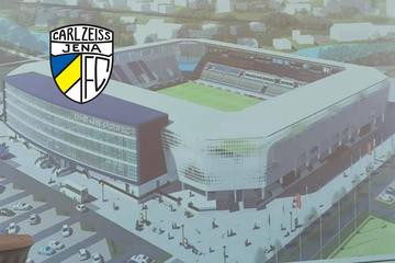 Neubau vom Ernst-Abbe-Sportfeld 2.0 hat offiziell begonnen!