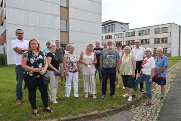 Chemnitz: Anwohner in Aufruhr! Investor plant Flüchtlingsheim in Chemnitzer Wohngebiet