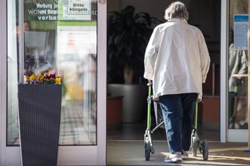 Pflegeheime in Bayern haben viele freie Plätze wegen Corona