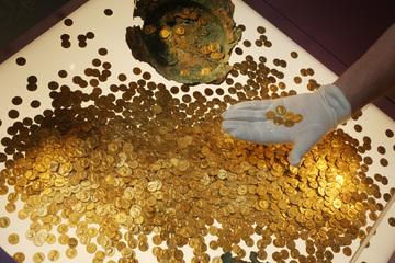 Spektakulärer Raubversuch von Goldschatz scheitert: Angeklagter hinterließ DNA-Spuren