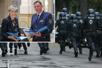 Nach Angriffen auf Journalisten: MDR und sächsische Polizei wollen stärker zusammenarbeiten