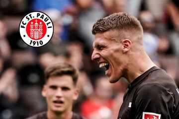 """FC St. Pauli: """"Maschine"""" Jakov Medic zeigt bei Debüt eine reife Leistung"""