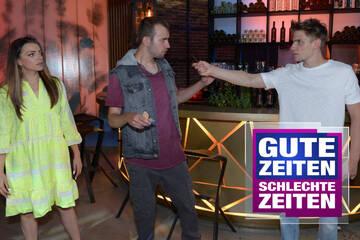GZSZ: Moritz dreht durch! Wird er jetzt selbst zum Schläger?