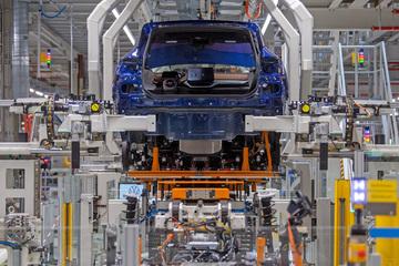 Weiteres E-Auto aus Zwickau: Produktionsstart des Cupra Born
