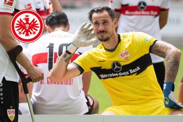 Eintracht Frankfurt verpflichtet Stuttgarts Ersatztorhüter