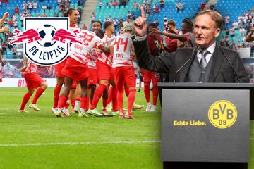 """BVB-Boss Watzke auf Kuschelkurs mit RB Leipzig: """"Bereicherung für Bundesliga"""""""