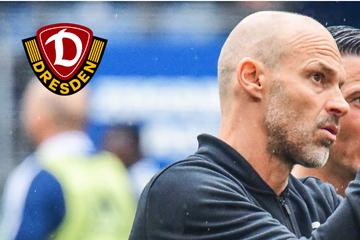 """Dynamo-Coach Schmidt seit acht Spielen ungeschlagen: """"Dresden kann stolz auf diese Mannschaft sein"""""""