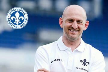 Der neue Lilien-Coach Torsten Lieberknecht hat einiges vor mit dem SV Darmstadt 98!
