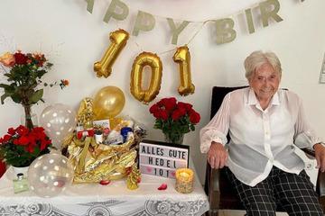 Insta-Oma wird 101: Deutschlands älteste Influencerin feiert Geburtstag
