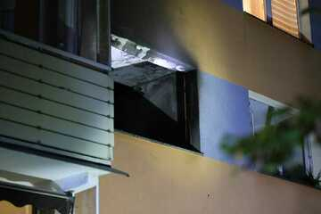 Leipzig: Feuer bricht in Leipziger Wohnung aus: Fünf Menschen im Krankenhaus