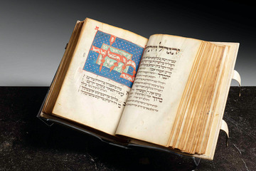 Rekordsumme für altes Gebetsbuch aus Deutschland: Bieter liefern sich minutenlangen Wettstreit