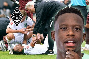 Plea verletzt, Zakaria in Quarantäne: Gladbach gehen die Spieler aus!