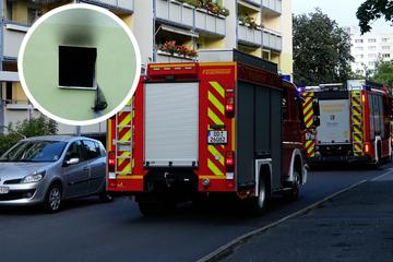 Dresden: Feuer-Alarm in Prohlis? Elektro-Gerät entzündet