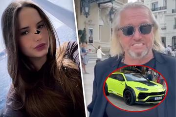Die Geissens: Mit Lamborghini und Luxus-Yacht: Die Geissens grüßen aus Monaco