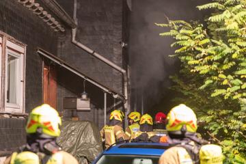 Defekter Ofen? Feuer in Wohnhaus, Bewohner in Notunterkunft