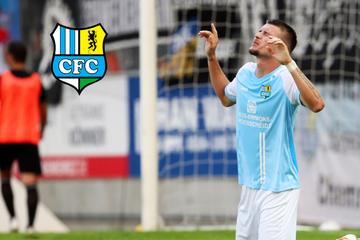 "CFC-Angreifer Kilian Pagliuca kündigt an: ""Wir spielen auch in Babelsberg voll auf Sieg!"""
