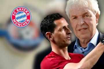 """Ex-Trainer Klaus Toppmöller über seinen Sohn und Naglesmann-Ersatz: """"Typisch Dino"""""""