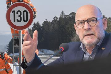 Kein Tempo 130 auf der Autobahn! Der Verkehrsminister trauert
