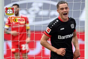 Leverkusen sichert sich Europa-League-Ticket in umkämpftem Duell gegen Union Berlin