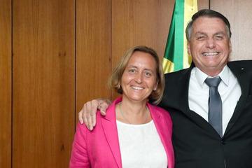 """AfD-Storch mit Bolsonaro-Besuch: Brasilien-Reise um sich """"stärker zu vernetzen"""""""