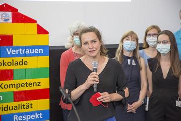 Sachsens erstes Palliativzentrum für Kinder eröffnet