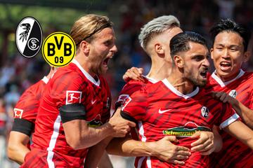 Überraschung! SC Freiburg fügt dem BVB die nächste Niederlage zu