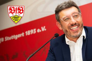VfB-Präsident Vogt exklusiv: Darum ist er kein Kontroll-Freak!