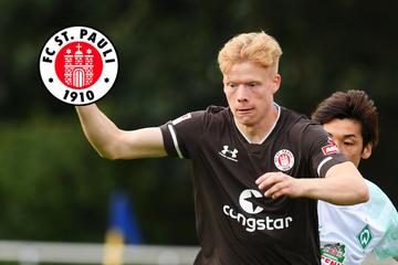 FC St. Pauli: Jannes Wieckhoff fällt aus, Leart Paqarada bricht Training ab!