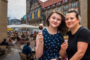 Chemnitz: Erstes Wochenende nach Öffnungen: Chemnitz macht sich wieder locker