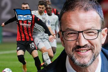 Wechselt Filip Kostic zu Hertha BSC? Das sagt Fredi Bobic dazu