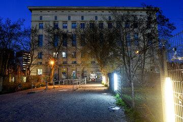 Berlin: Nach-Corona-Schließung: Berliner Techno-Club Berghain öffnet wieder