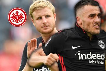 """""""Absoluter Schwachsinn"""": Eintracht-Abwehrchef Hinteregger mit Fazit zur Causa Kostic"""