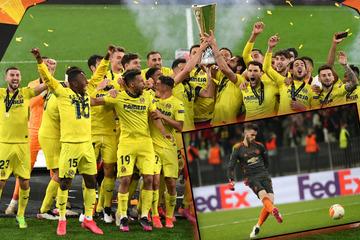 Euro-League-Finale wurde zum Psycho-Drama: 120 Minuten, 22 Elfmeter, Keeper De Gea tragische Figur