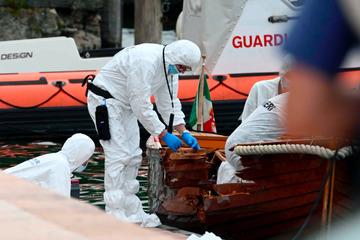 Paar stirbt auf Gardasee: Tatverdächtige Münchner zeigen sich schwer erschüttert